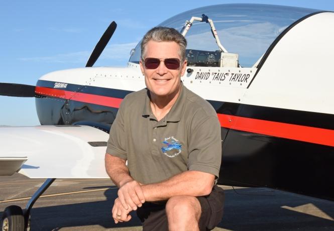 David Taylor 2015 - IAC National official photo